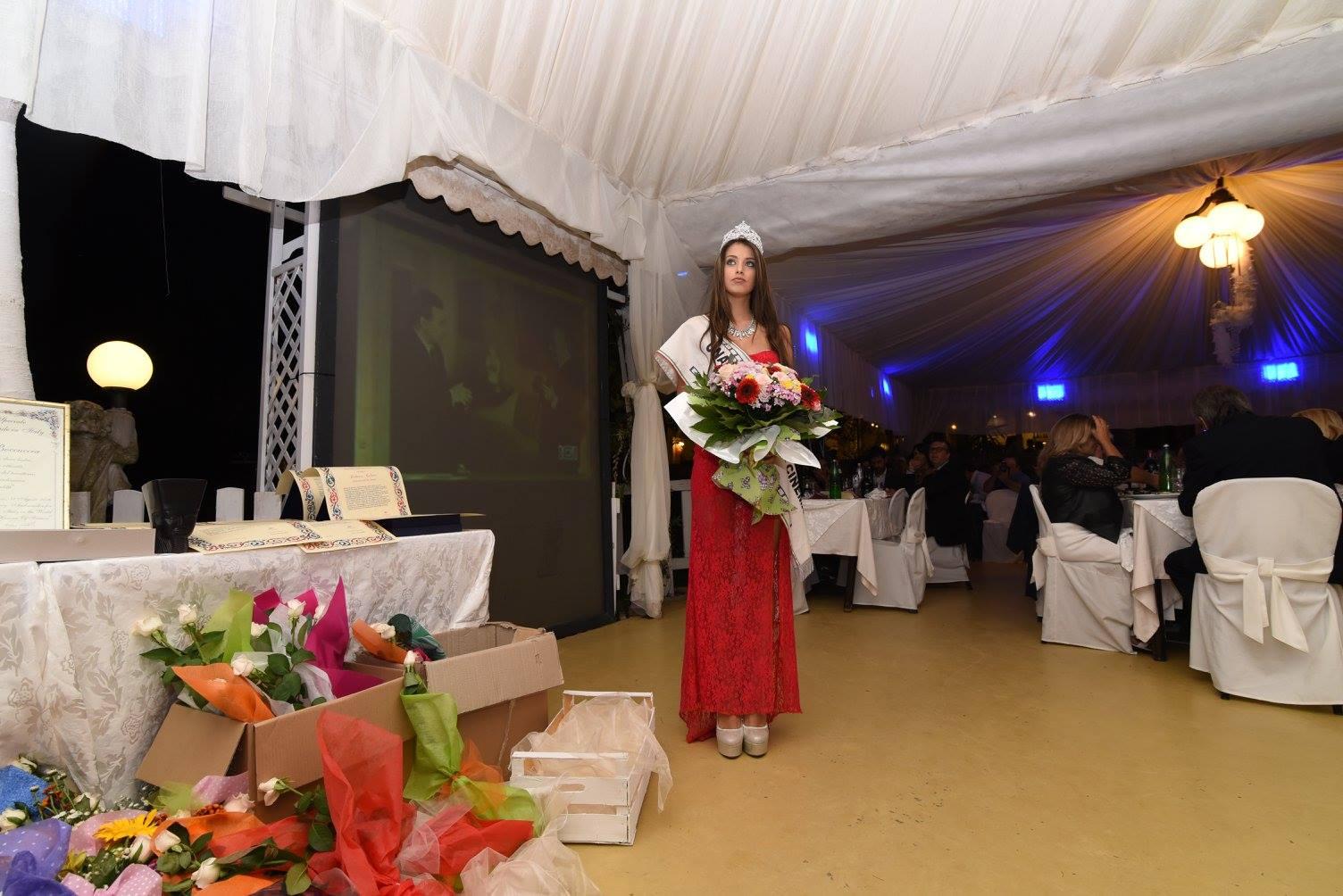 Miss Una Ragazza per il Cinema 2015 Elisa Pepe Sciarria