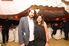 Nicholas Gallo e Lisa Bernardini