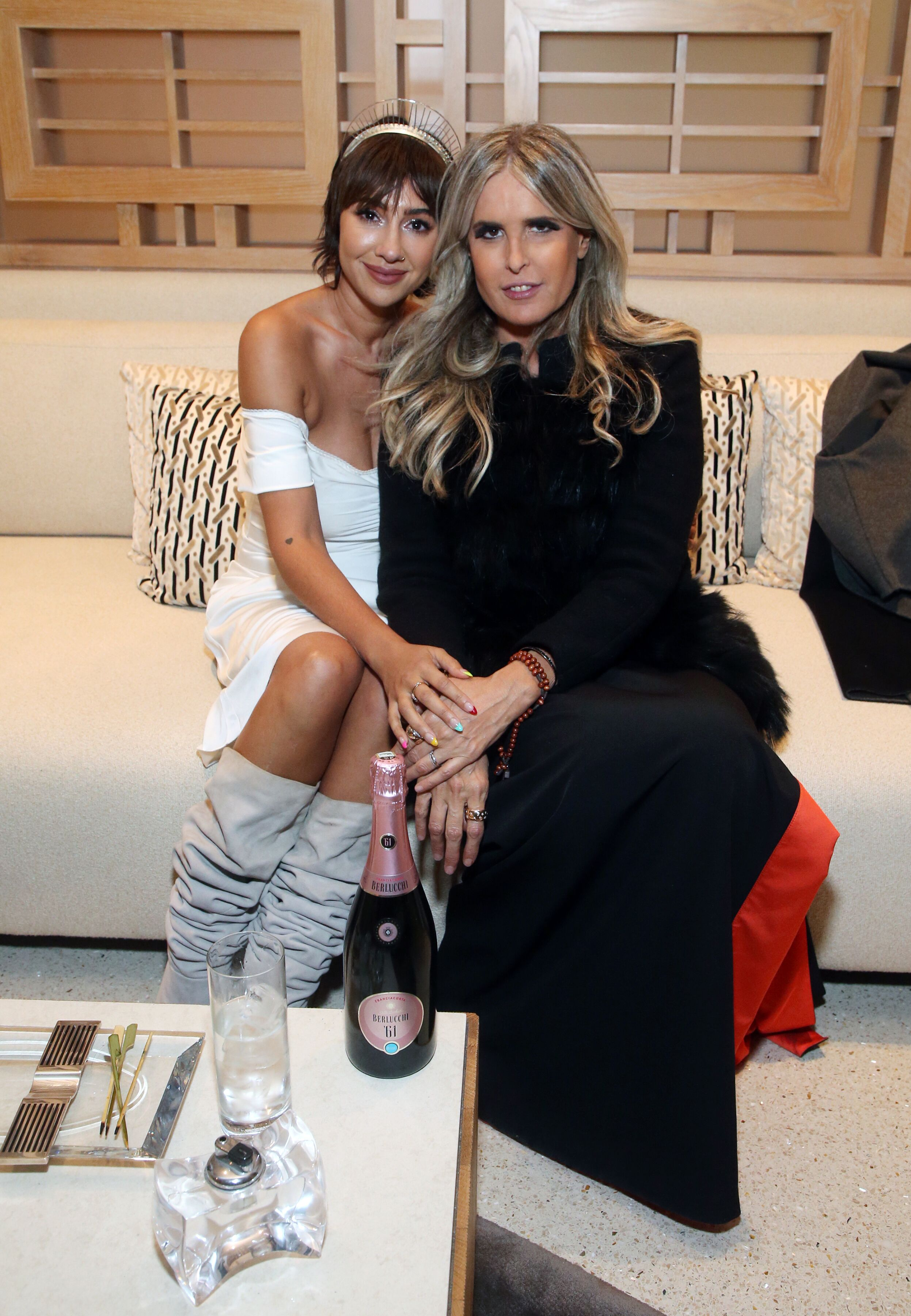 Jackie Cruz e Tiziana Rocca_2020FilmingItalyAfterParty_096