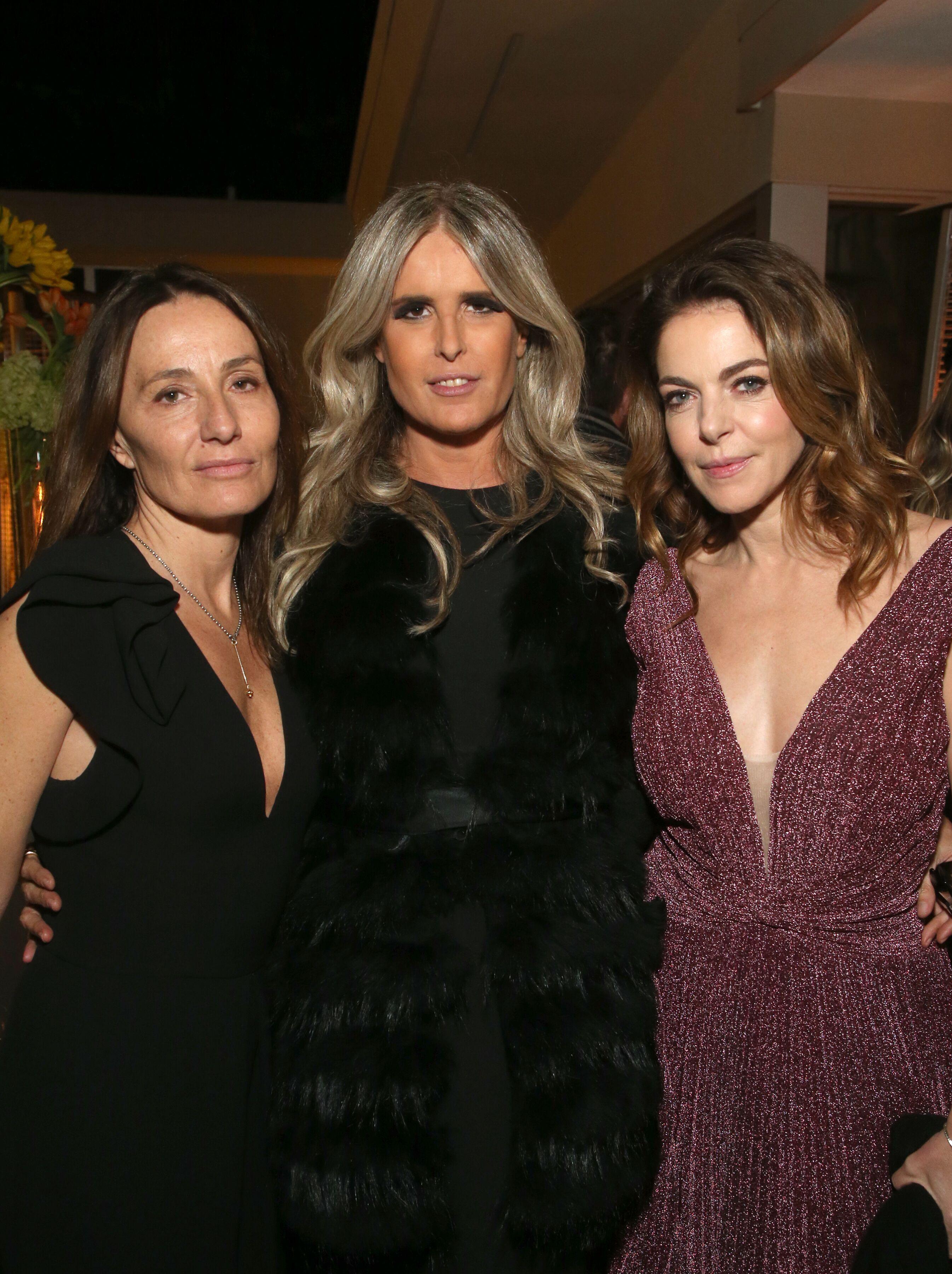 Maria Sole Tognazzi, Tiziana Rocca e Claudia Gerini …fterParty_063