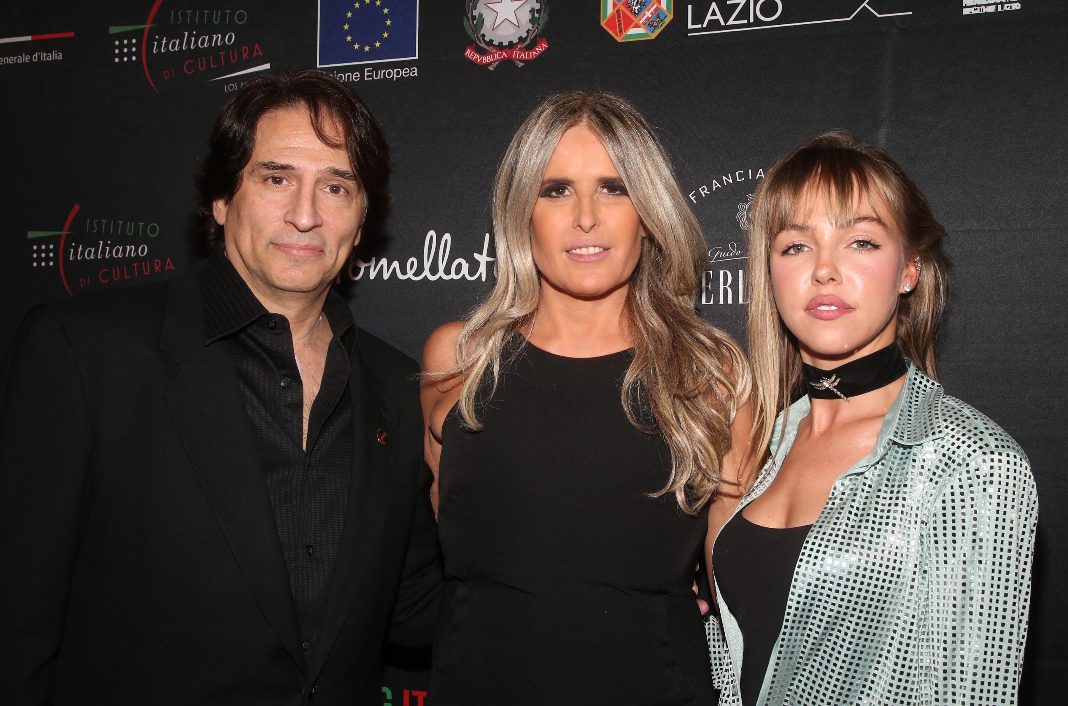 Vincent Spano Tiziana Rocca _2020FilmingItaly_336