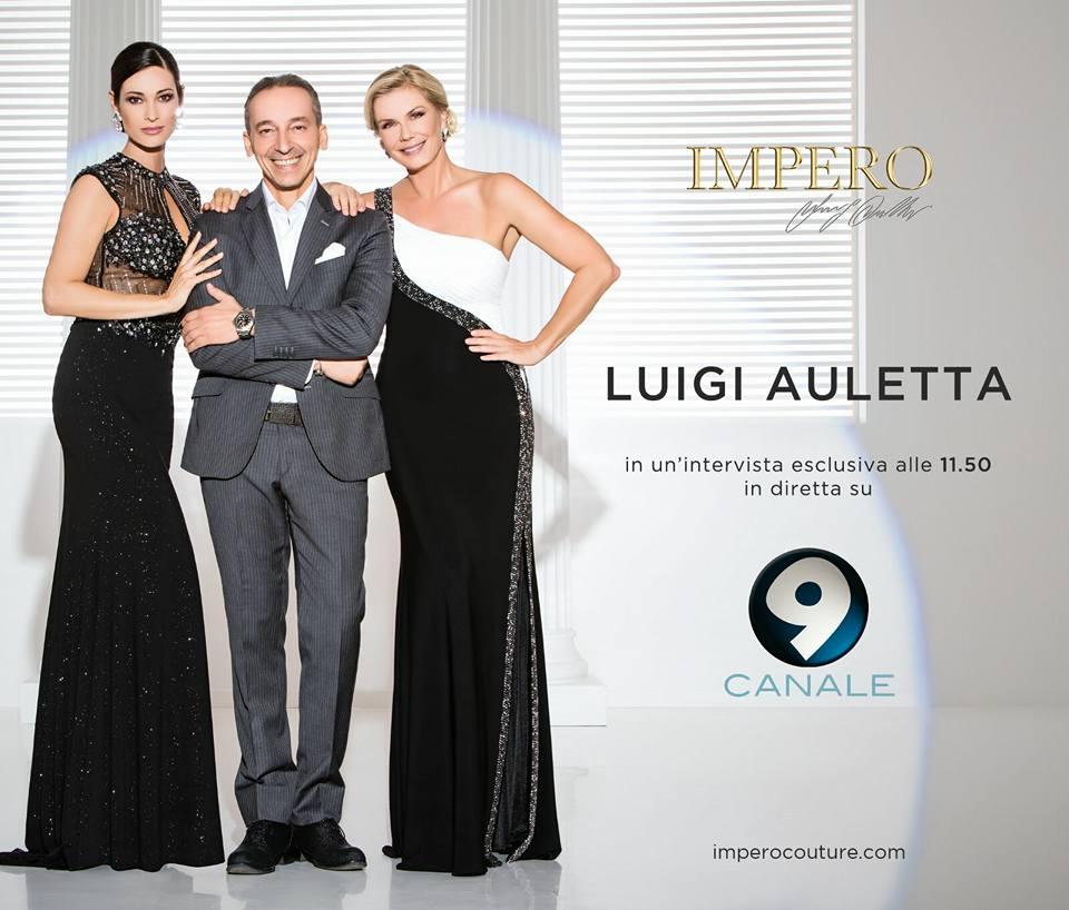 """Bellissimo spot 2016 """" La Bellezza è Donna"""" firmato Impero Couture."""