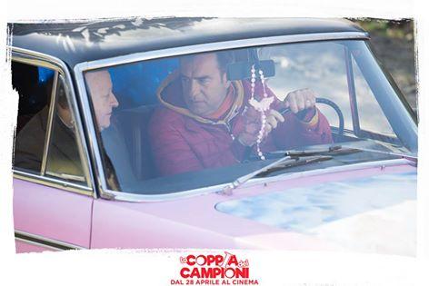La Coppia Dei Campioni il 28 aprile al cinema