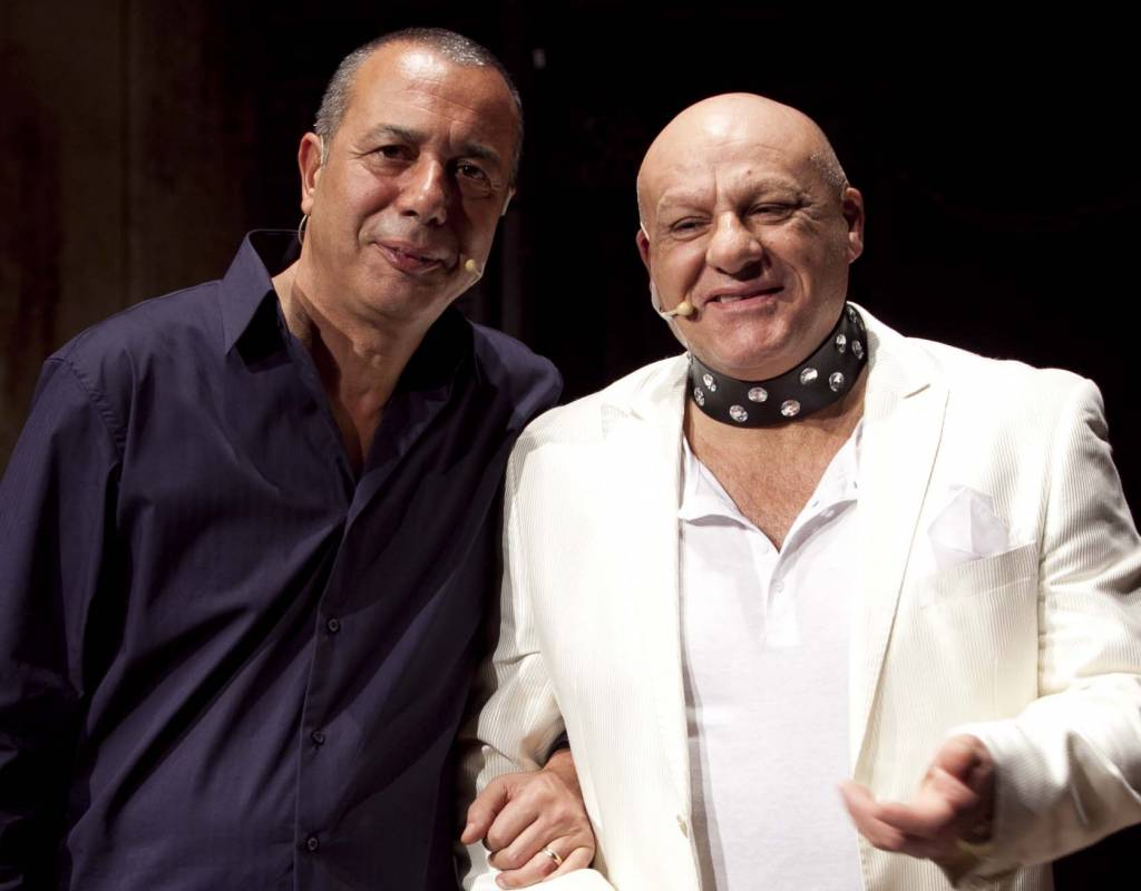 PeppeLanzetta&FedericoSalvatore