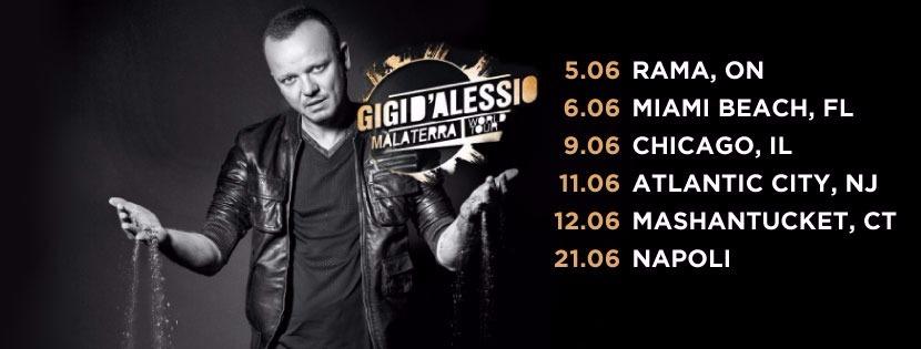 'O Core e na femmena il videoclip di Gigi D'Alessio con Anna Tatangelo