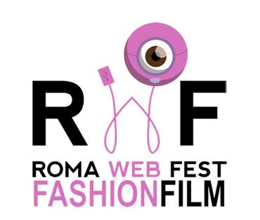 Logo Roma Web Fest Fashion Film