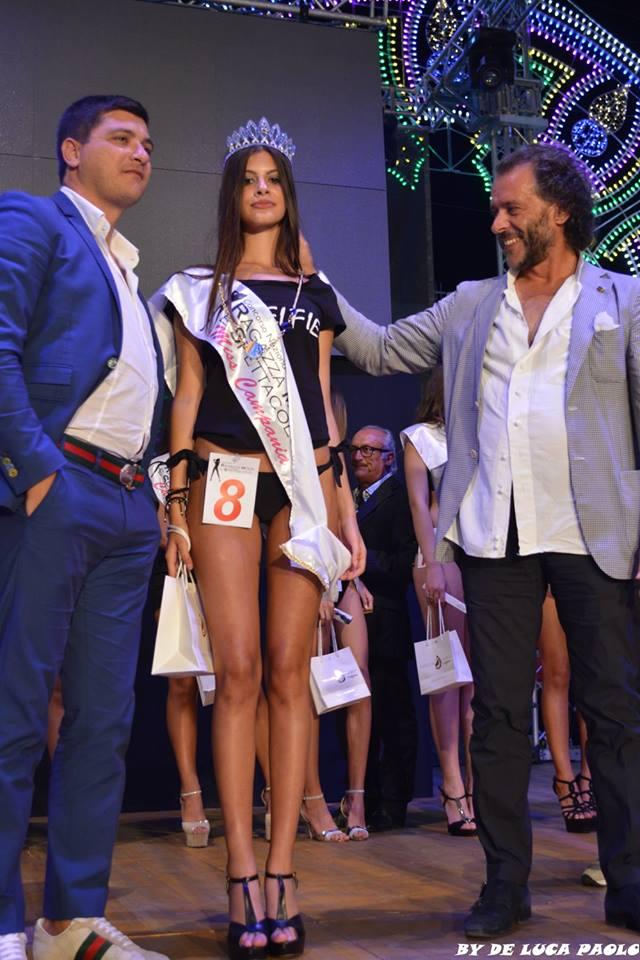 """LUCIA BALZANO vincitrice della finale regionale – concorso nazionale """"Ragazza Moda e Spettacolo"""""""