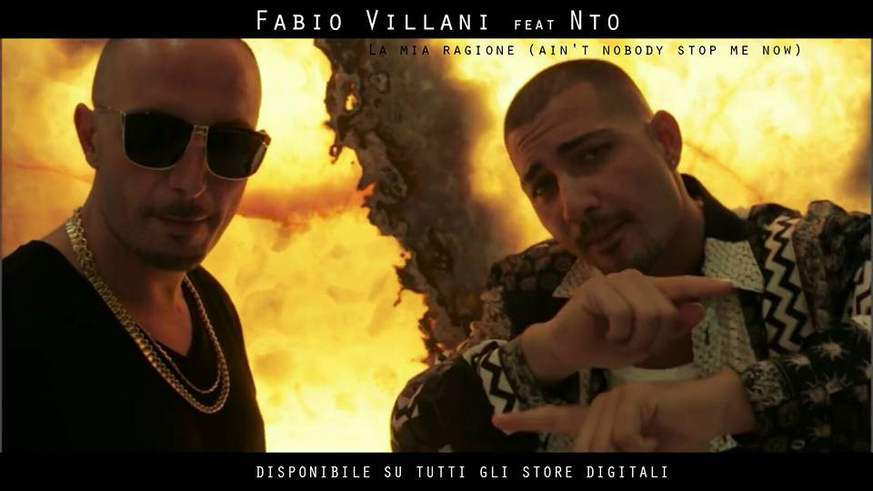 'La mia ragione' di Fabio Villani feat. Nto'