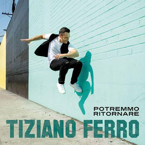 Tiziano Ferro, in arrivo il nuovo singolo 'Potremmo ritornare'
