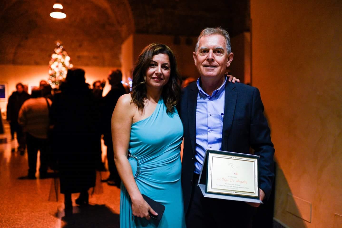 Lisa Bernardini ed Ugo De Angelis