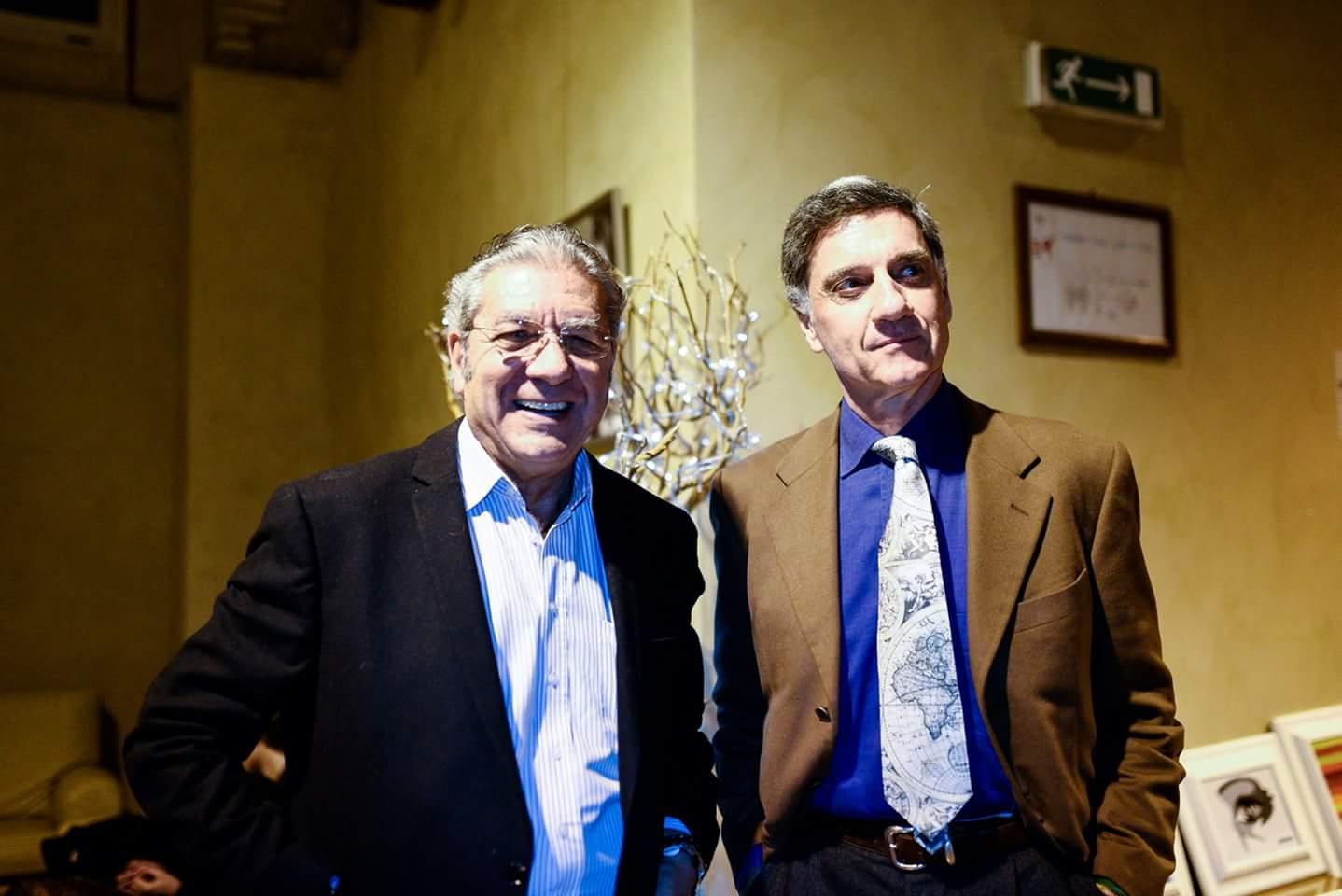 Franco Micalizzi e Marco Tullio Barboni