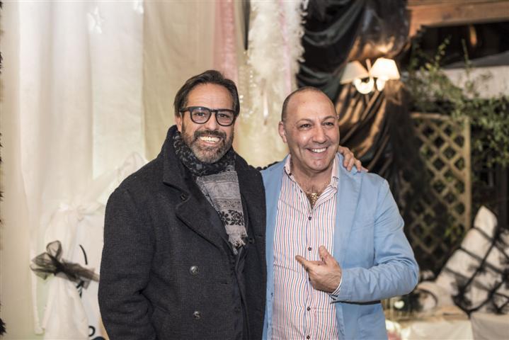 Marco Baldini e Mauro Boccuccia