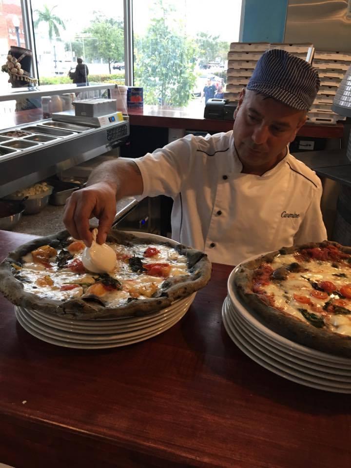 carmine e le sue pizze