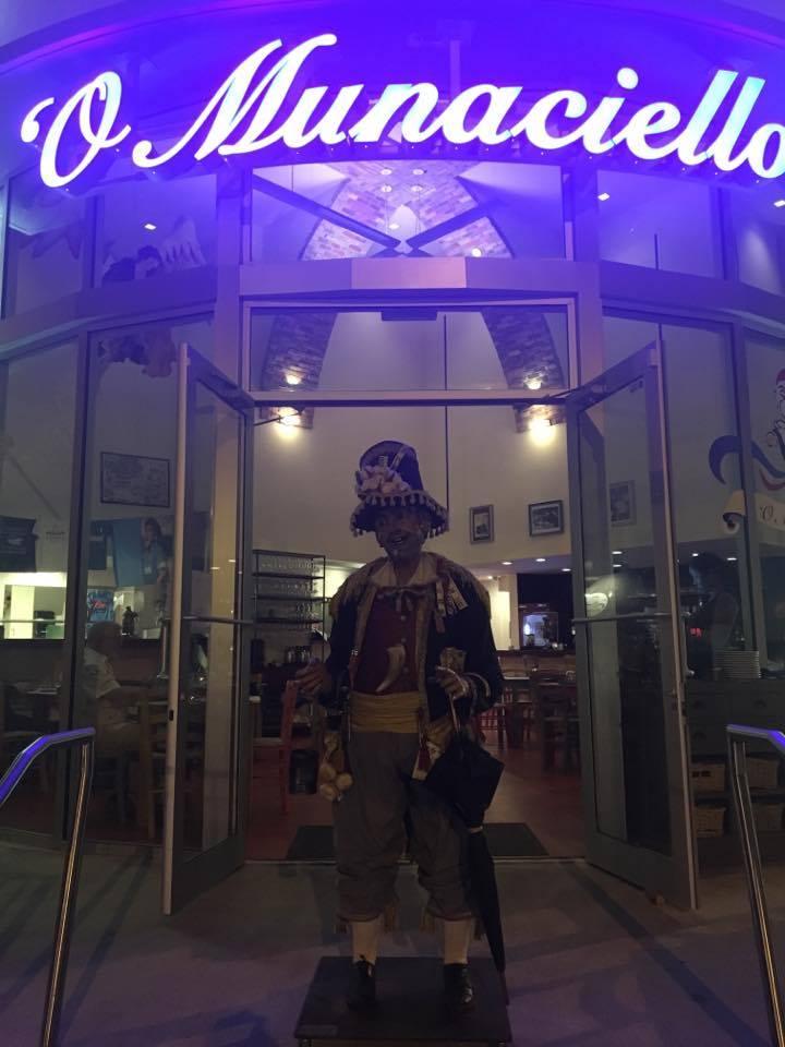 ingresso O' Munaciello