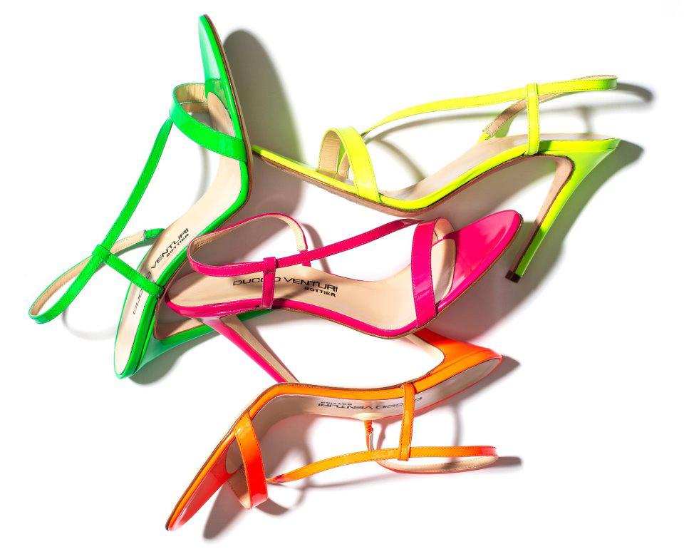 shoes by DUCCIO VENTURI BOTTIER
