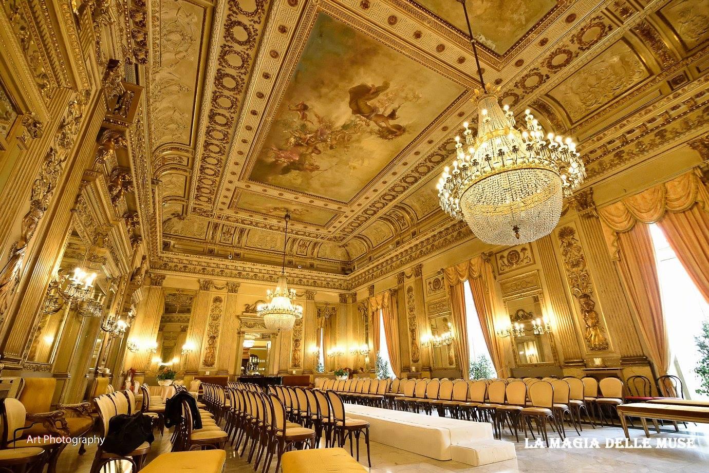 1. La Sala delle Muse