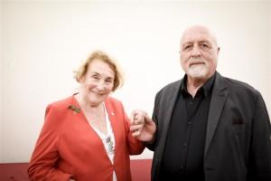 Anita Garibaldi e Albino Ripani