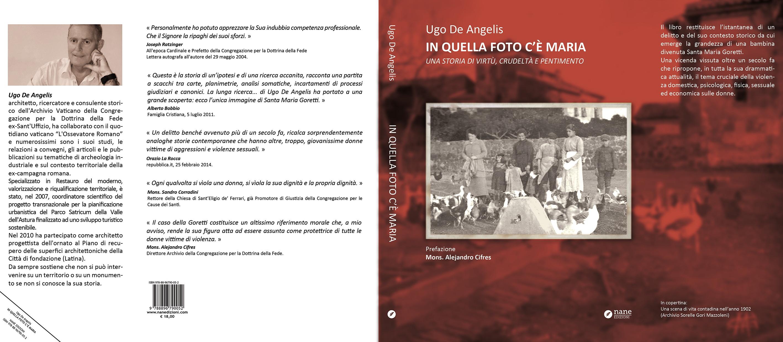 COPERTINA LIBRO DE ANGELIS