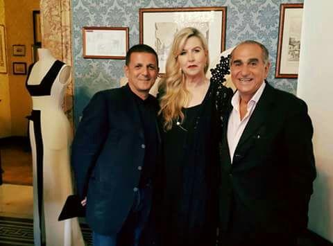 Carlo Alberto Terranova Daniela Cecchini Pino Ammendola