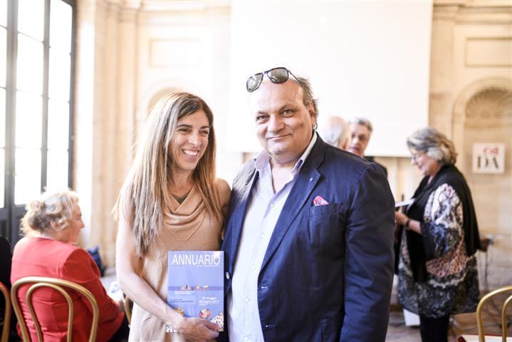 Silvana Lazzarino e Gino Di Prospero