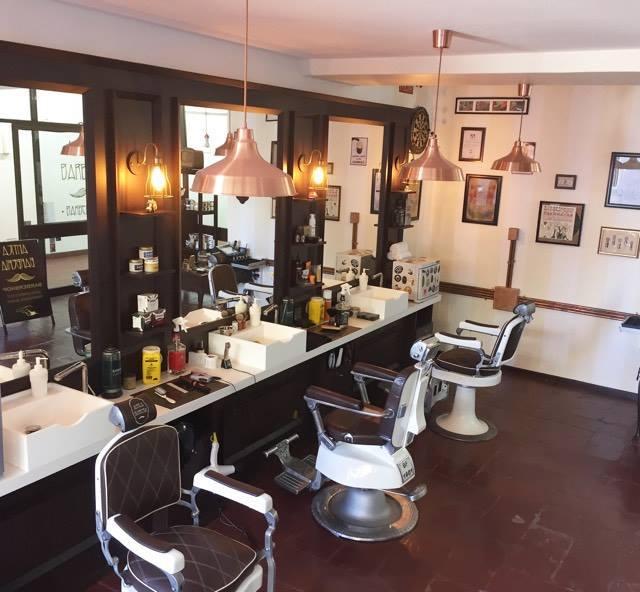 Nel mondo boom per i barber shop italiani aob magazine for Sen martin arredo per barber shop