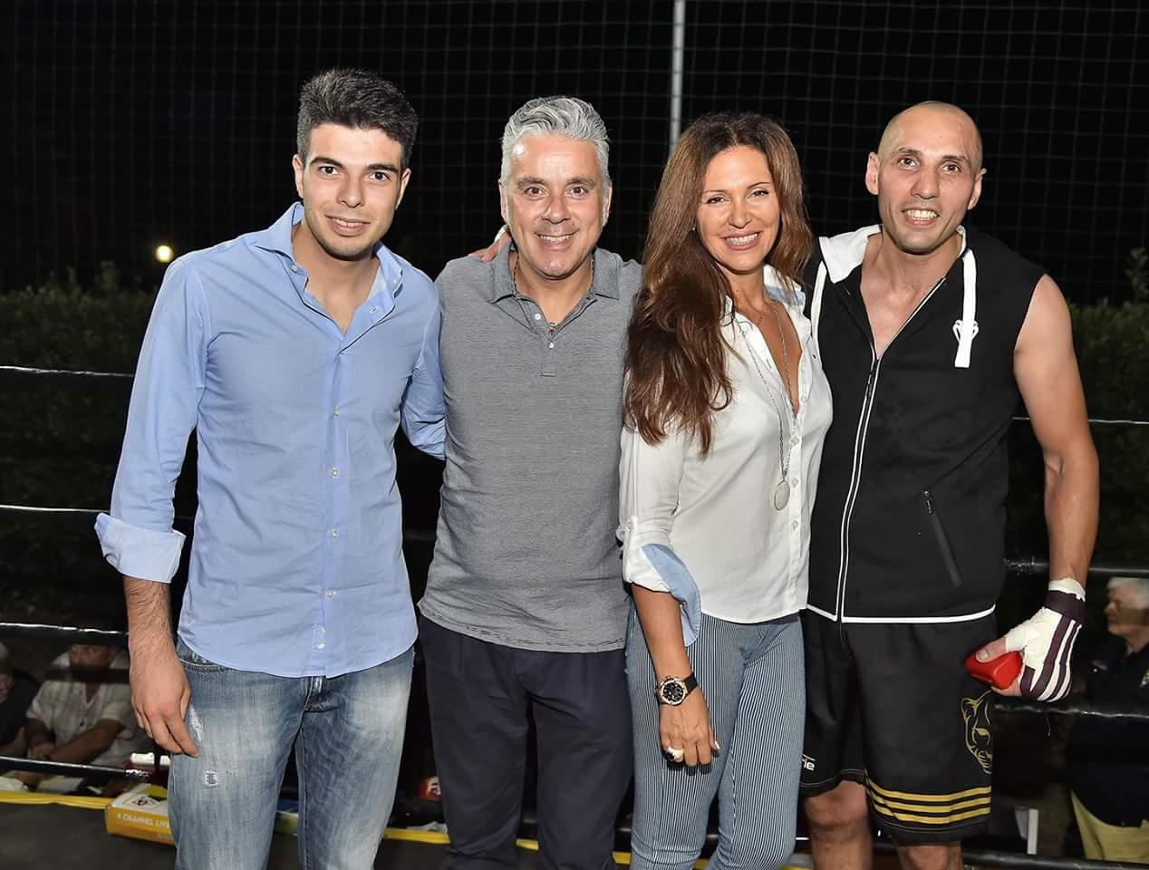 Anna Maria Orsati Vitellozzi e la famiglia