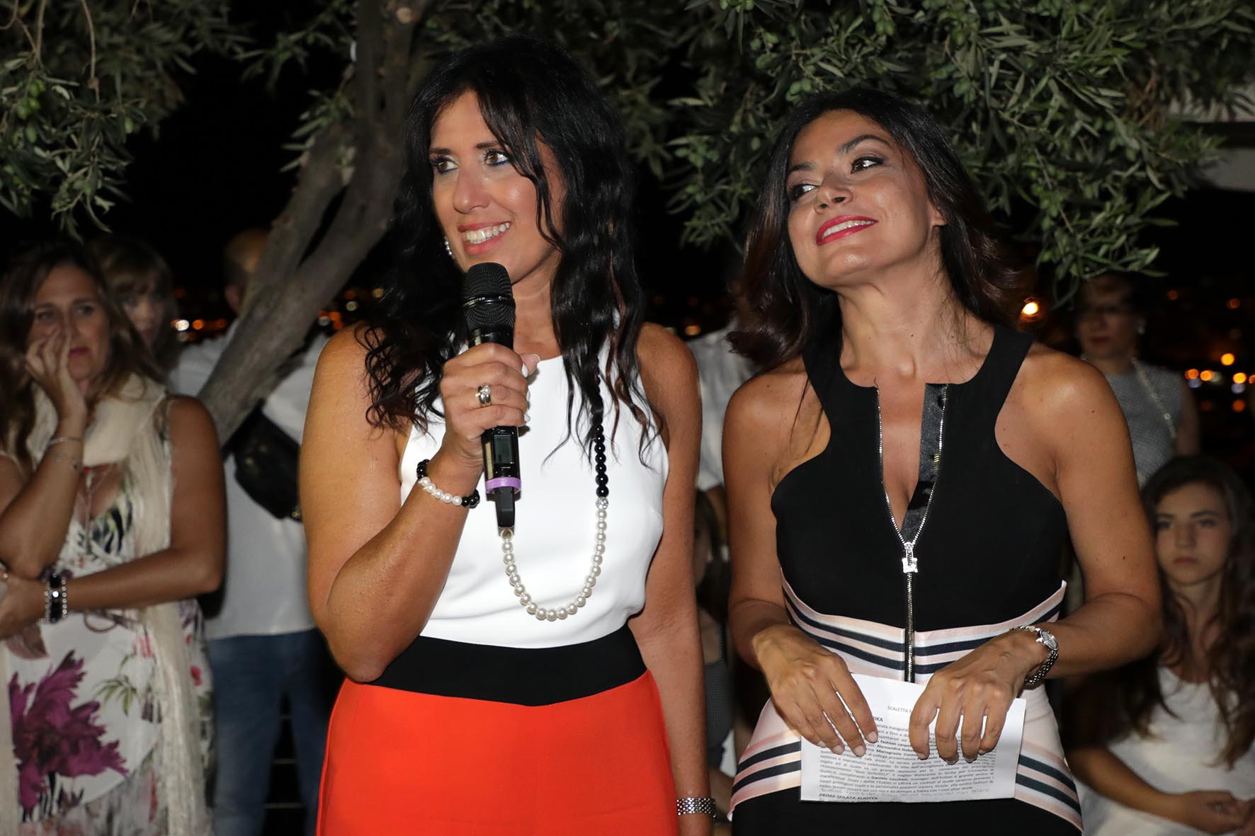 Daniela Lucchesi e Marika Micalizzi