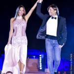 Debora Salvalaggio -stilista Anton Giulio Grande