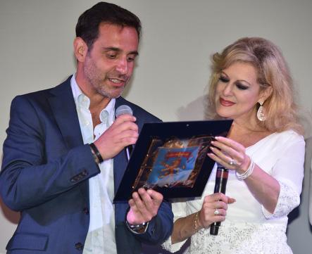 Fiorino e Taigi (Premio CRAL a Chiara Taigi)