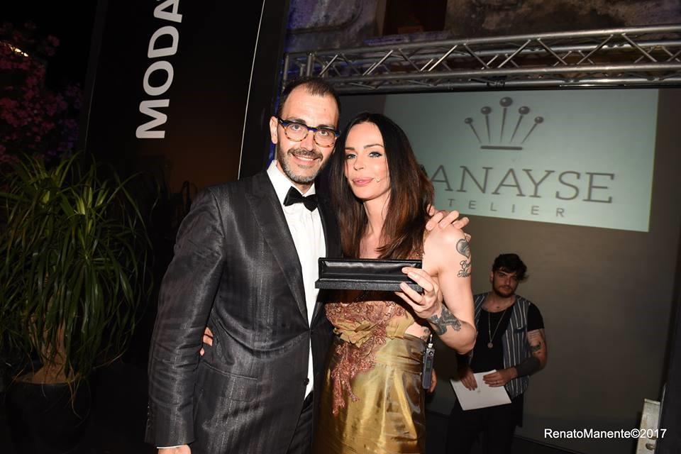 Lucio Di Filippo & Nina Moric