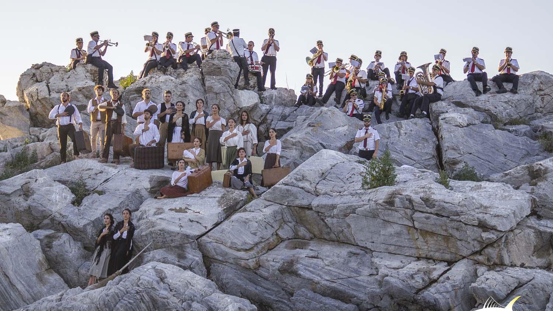 Musicisti, attori e ballerini