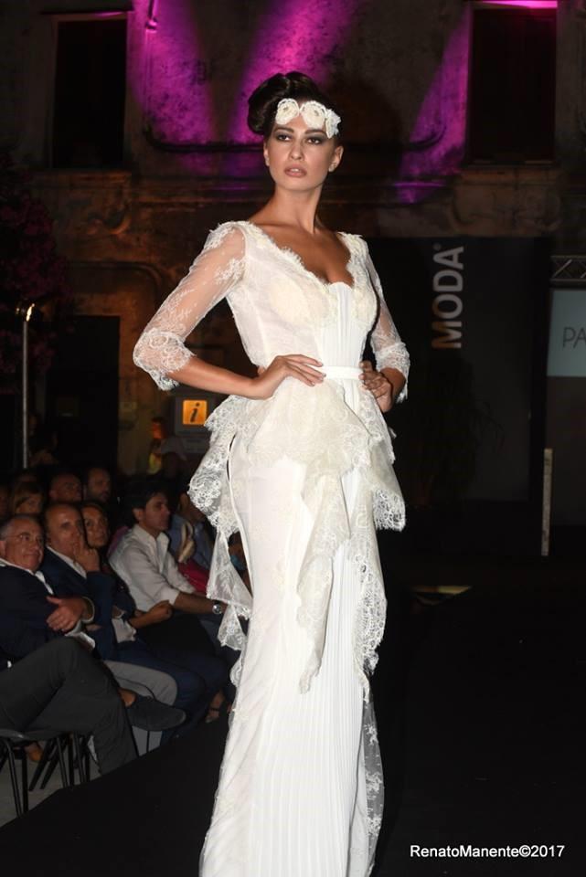 Paola Bignardi Atelier (Salerno) Vincitrice del Premio Fashion in Paestum 4^Edizione 2017 1