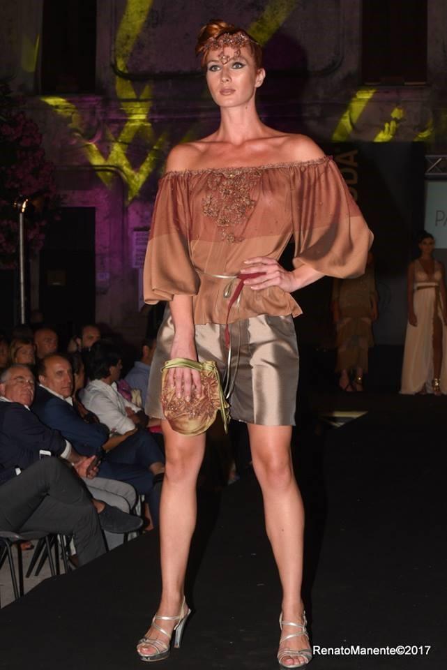 Paola Bignardi Atelier (Salerno) Vincitrice del Premio Fashion in Paestum 4^Edizione 2017 3