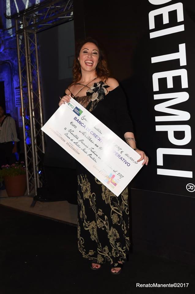 Paola Bignardi Atelier (Salerno) Vincitrice del Premio Fashion in Paestum 4^Edizione 2017