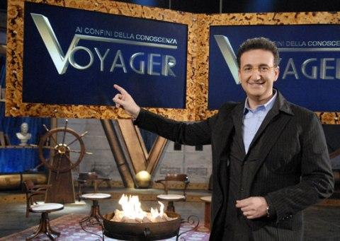 Roberto Giacobbo Voyager