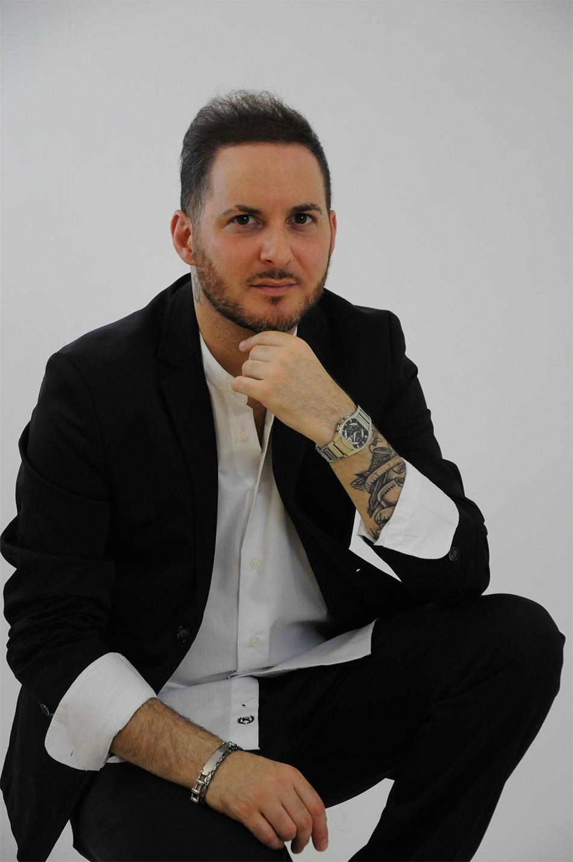 Oronzo De Matteis, ideatore e fondatore del Brand OroOro