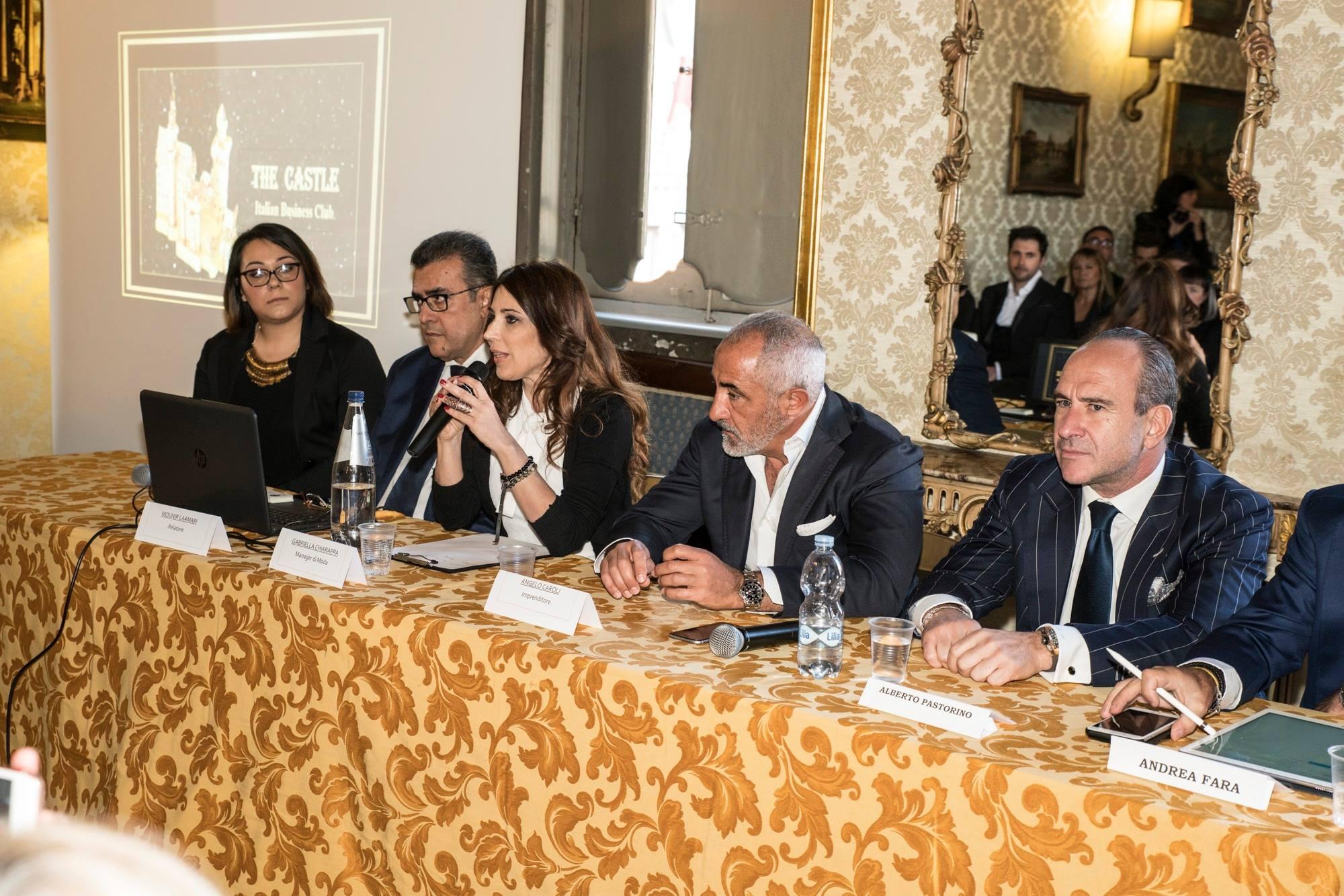 Conferenza stampa per Dubai