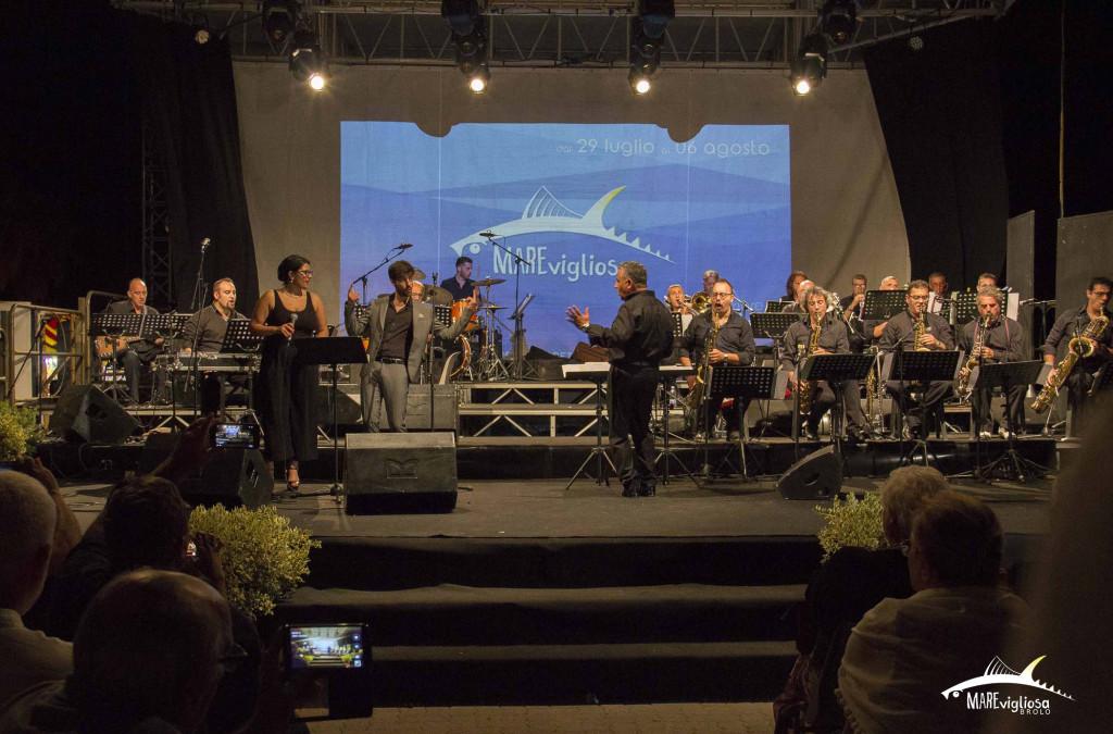 Ernesto Marciante e l'Orchestra jazz siciliana