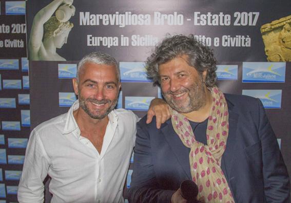 Nino Germanà e Alfredo Lo Faro