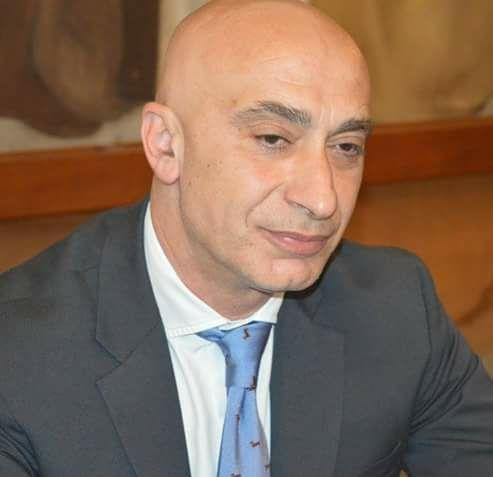 sindaco di Piano di Sorrento Vincenzo Iaccarino