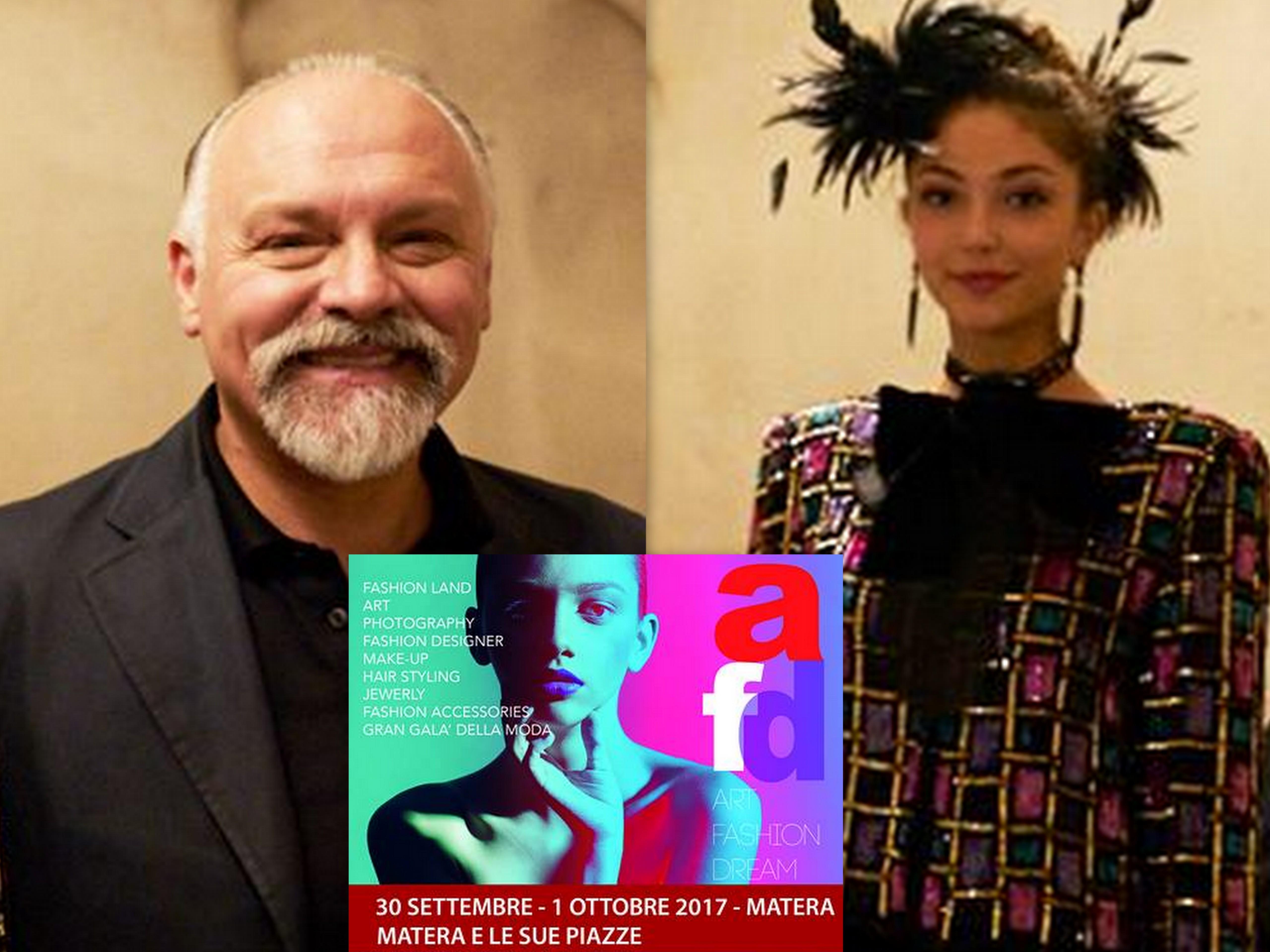 Roberta Molinini, indossa un prezioso abito realizzato da Roberto Guarducci