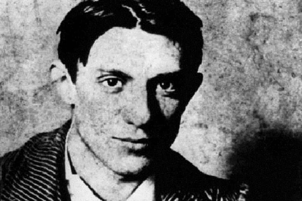 Foto Picasso a Roma