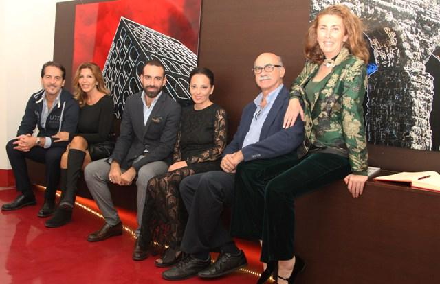 A. Falanga - Tina Vannini - Roberto Di Costanzo - G. Marino - Graziano Villa - Francesca Fellini