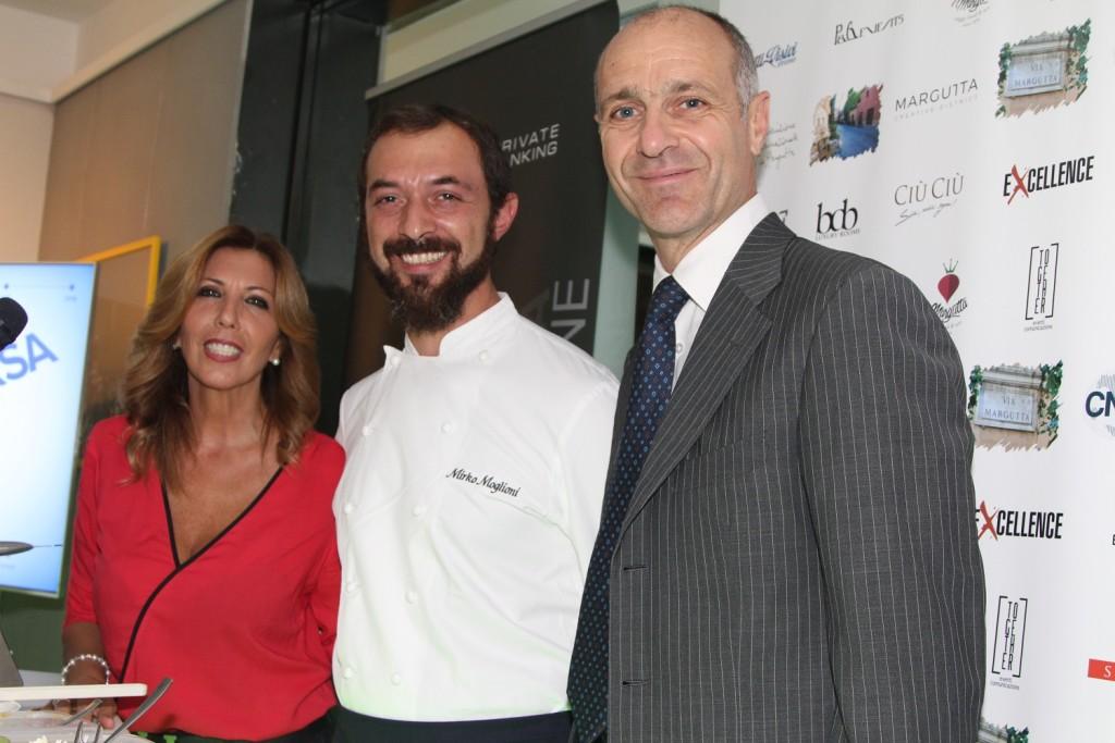Tina Vannini - Mirko Moglioni - Pietro Ciccotti