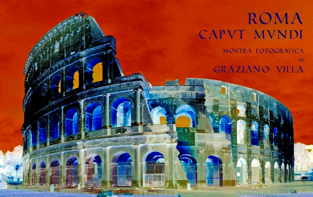Mostra Fotografica Grazian Villa - Colosseo