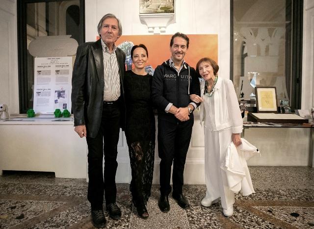 Betrand Marret - Grazia Marino - Antonio Falanga - Piera Benedetti