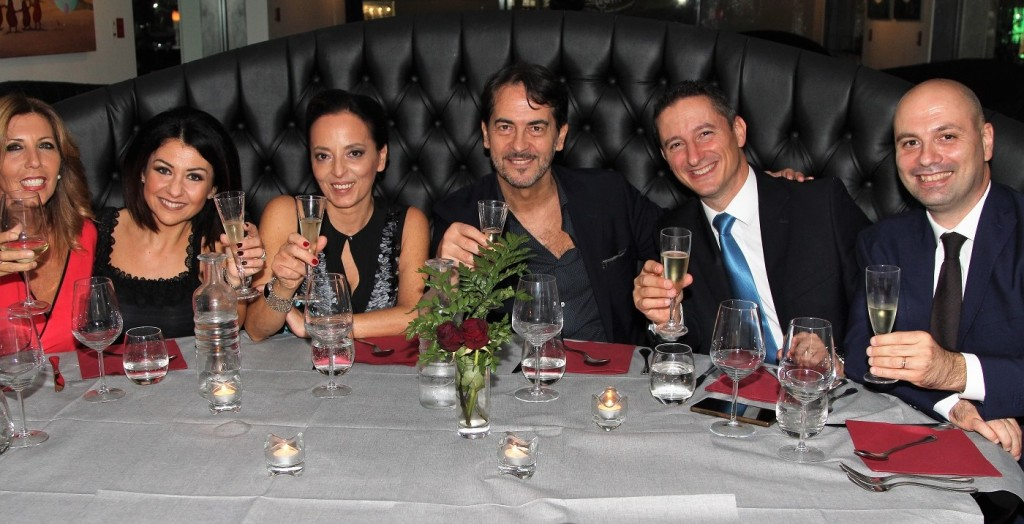 Tina Vannini -Luisa Durazzano - Grazia Marino -Emanuele Gaeta - Gino Tozzi