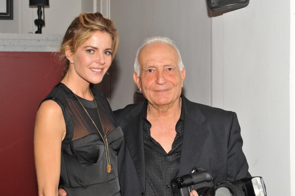 Elisabetta Pellini, Michele Simolo