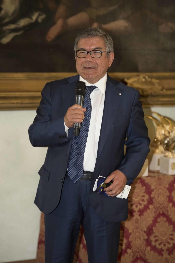 S.E. l'Ambasciatore d'Algeria Abdelhamid Senouci Bereksi