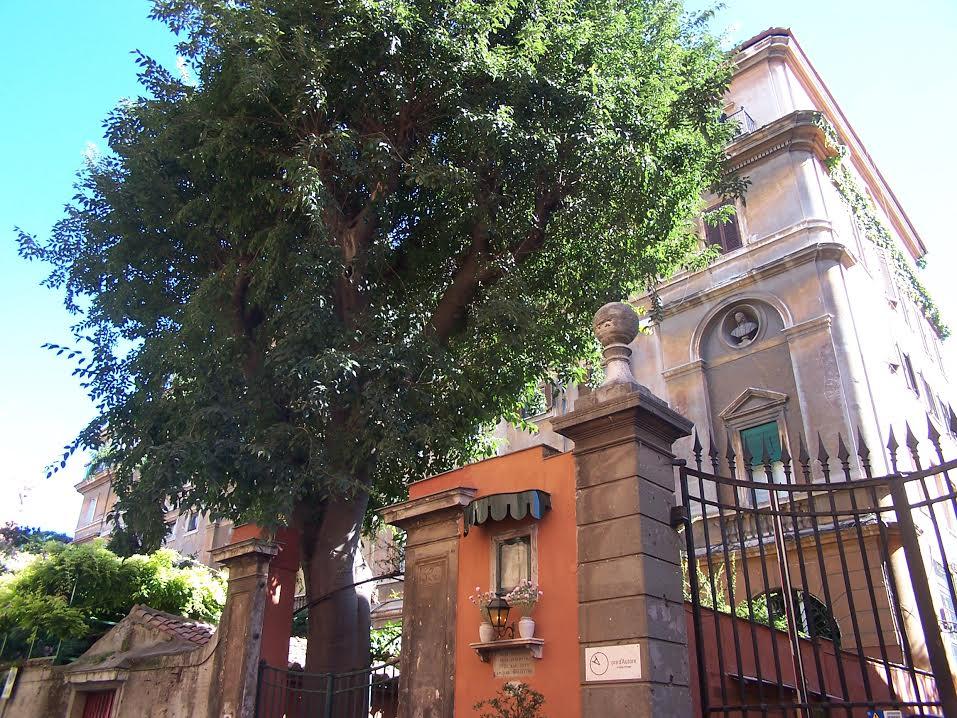 Palazzo Atelier Picasso - Via Margutta 53B